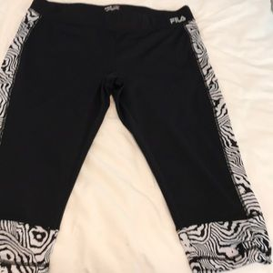 FIALA's Sport (live in motion) workout pants. XL